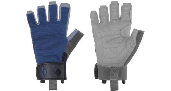 Black Diamond Crag Half-Finger cobalt blue